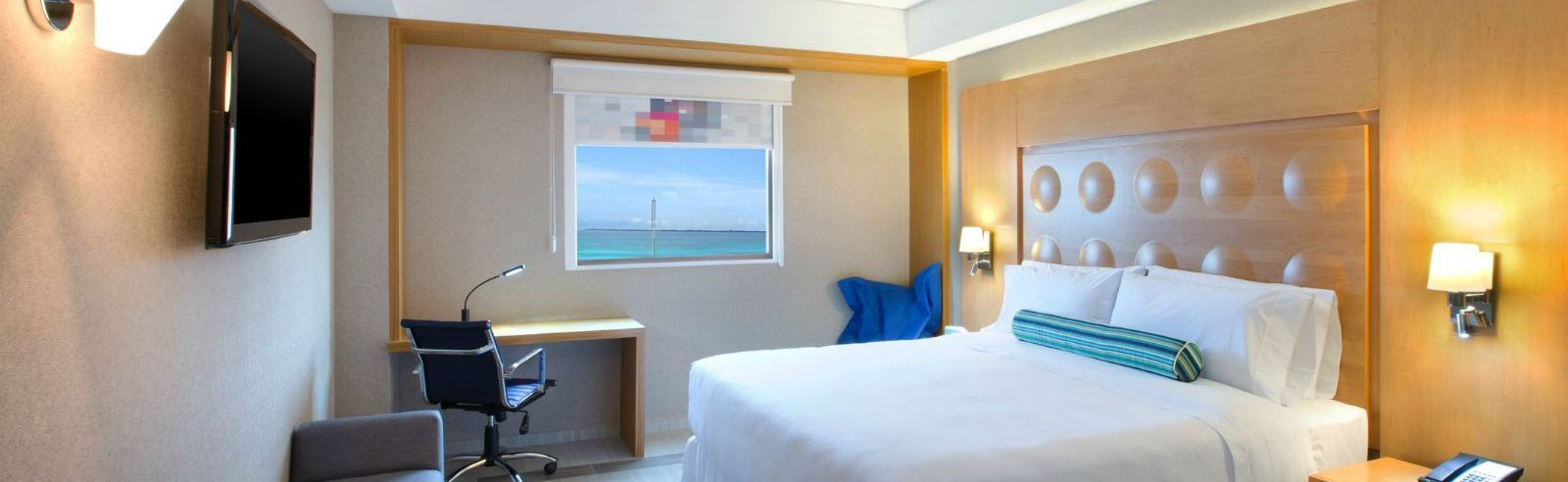 Cancun Boutique Hotel - Aloft Cancun